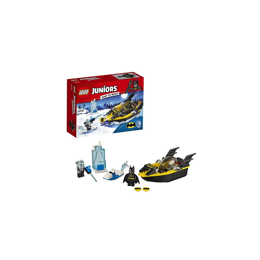 Lego Juniors Бэтмен против Мистера Фриза конструктор 10737