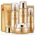 Набор косметический Bioaqua для ухода за кожей лица с муцином улитки, 5 средств