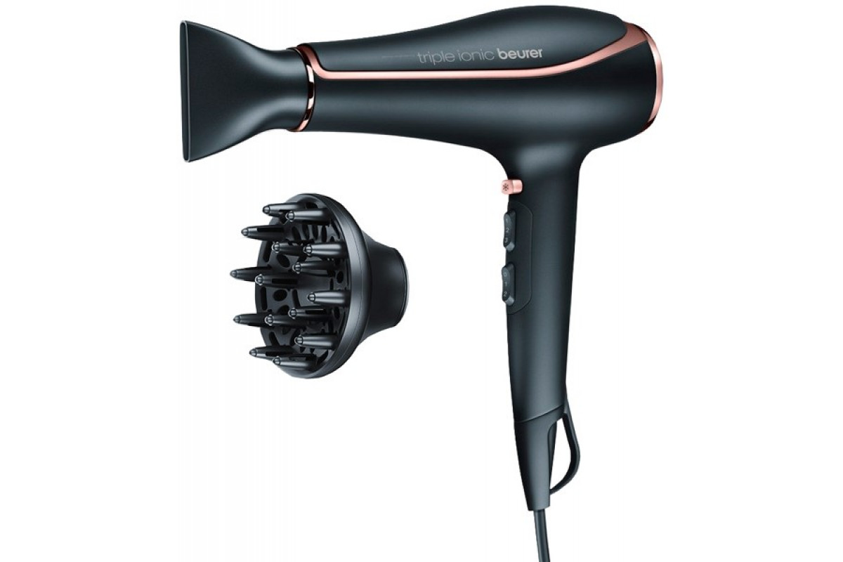 Фен Beurer HC80 2200Вт черный