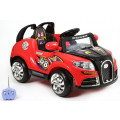 Электромобиль детский Weikesi ZP5068-1, красный