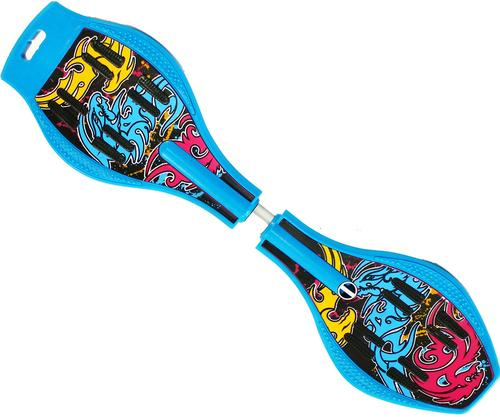 Dragon Board Totem - двухколесный скейт синий