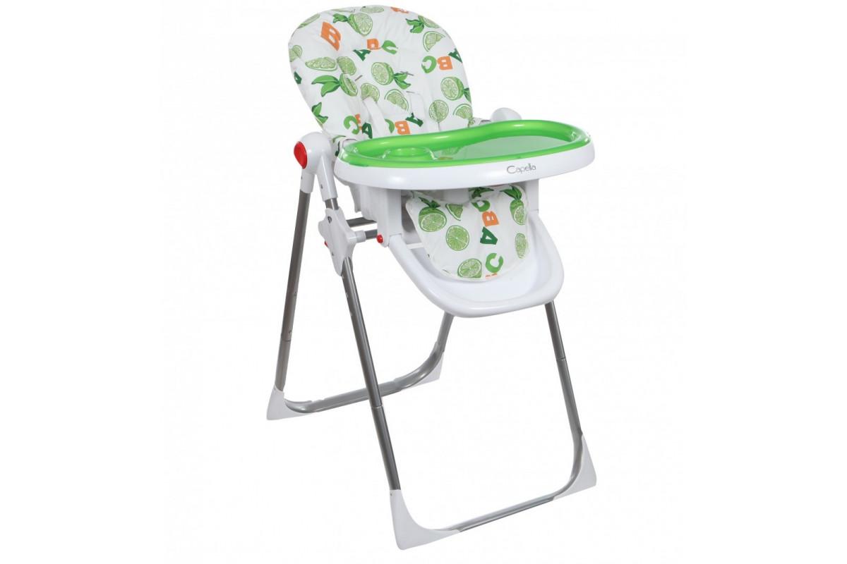 Capella S-202 - стульчик для кормления (зеленый)