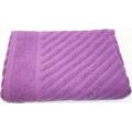 Коврик махровый Алтын Асыр 50х70 фиолетовый