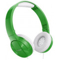 Наушники Pioneer SE-MJ503, зеленый