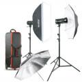 Комплект импульсного света Godox SK400II-E