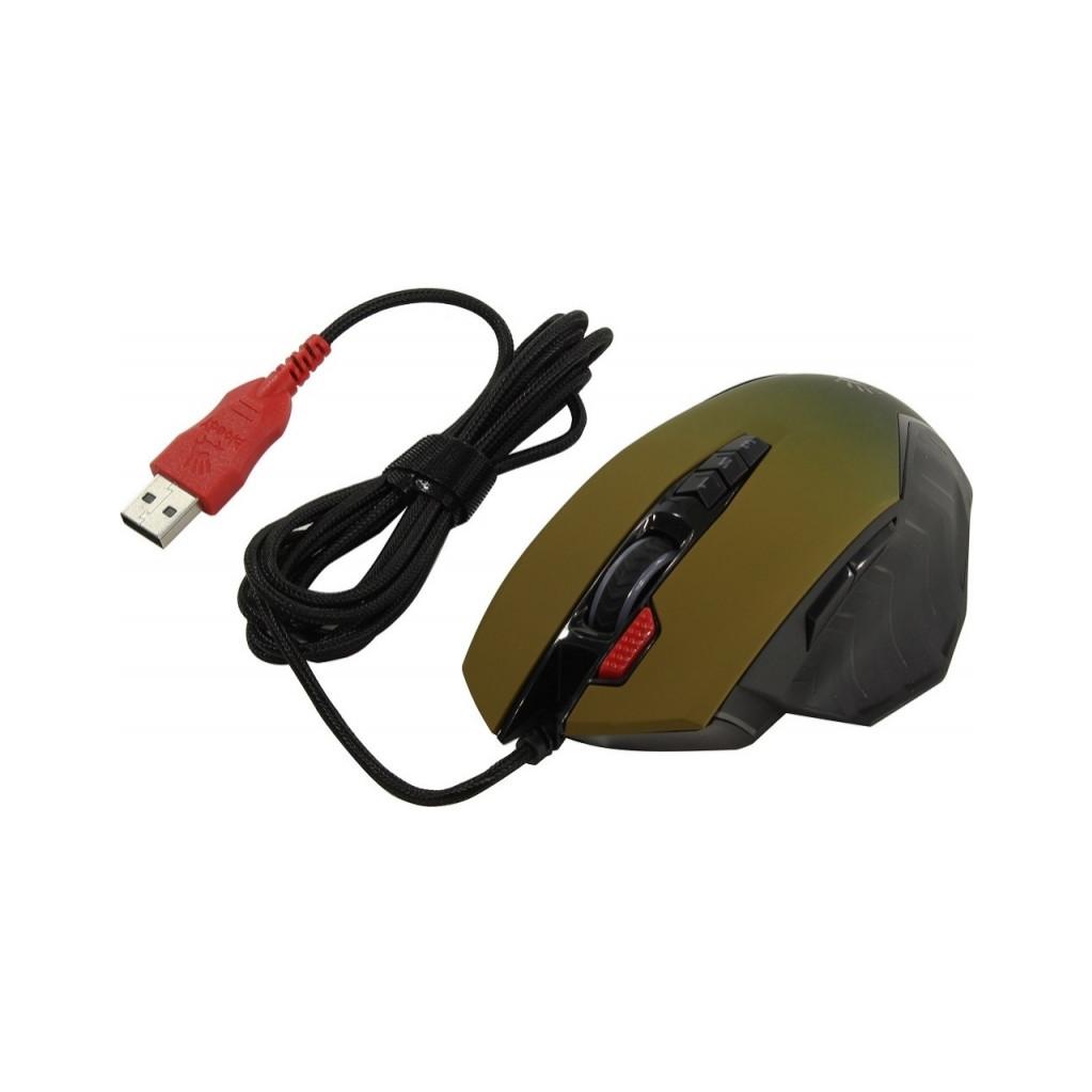 Мышь A4 Bloody J95 рисунок оптическая (5000dpi) USB2.0 игровая (9but)