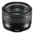 Объектив Fujifilm XC 15-45mm F3.5-5.6 OIS PZ черный