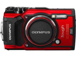 Цифровой фотоаппарат Olympus Tough TG-5 красный