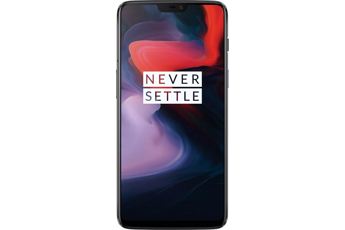 Смартфон OnePlus 6 6/64Gb Mirror Black (Зеркальный черный) EU