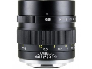 Mitakon Speedmaster 35mm f/0.95 II Fujifilm X