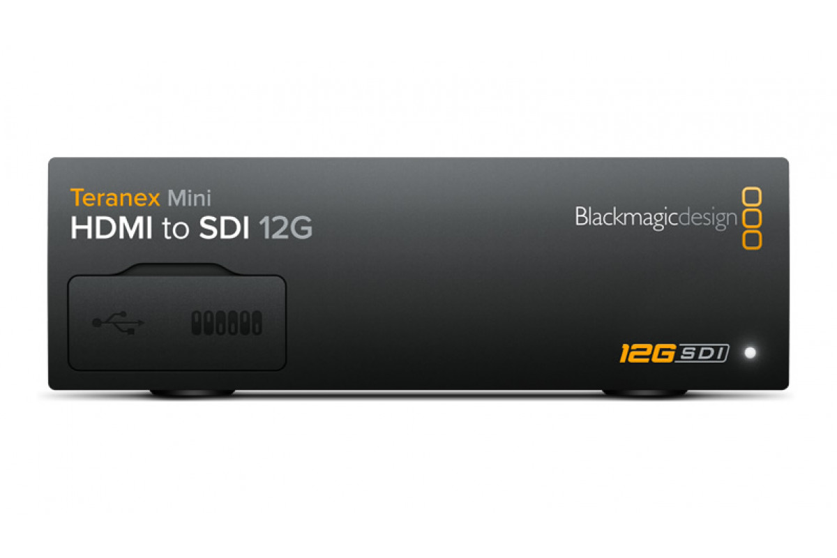 Конвертор Blackmagic Teranex Mini - HDMI to SDI 12G