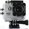 Экшн камера SJCAM SJ4000, серебро