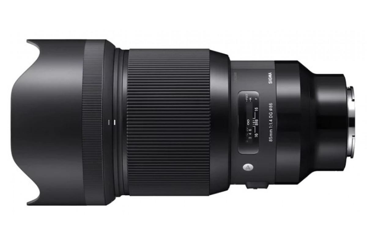 Sigma 85mm f/1.4 DG HSM Art Sony E X6189