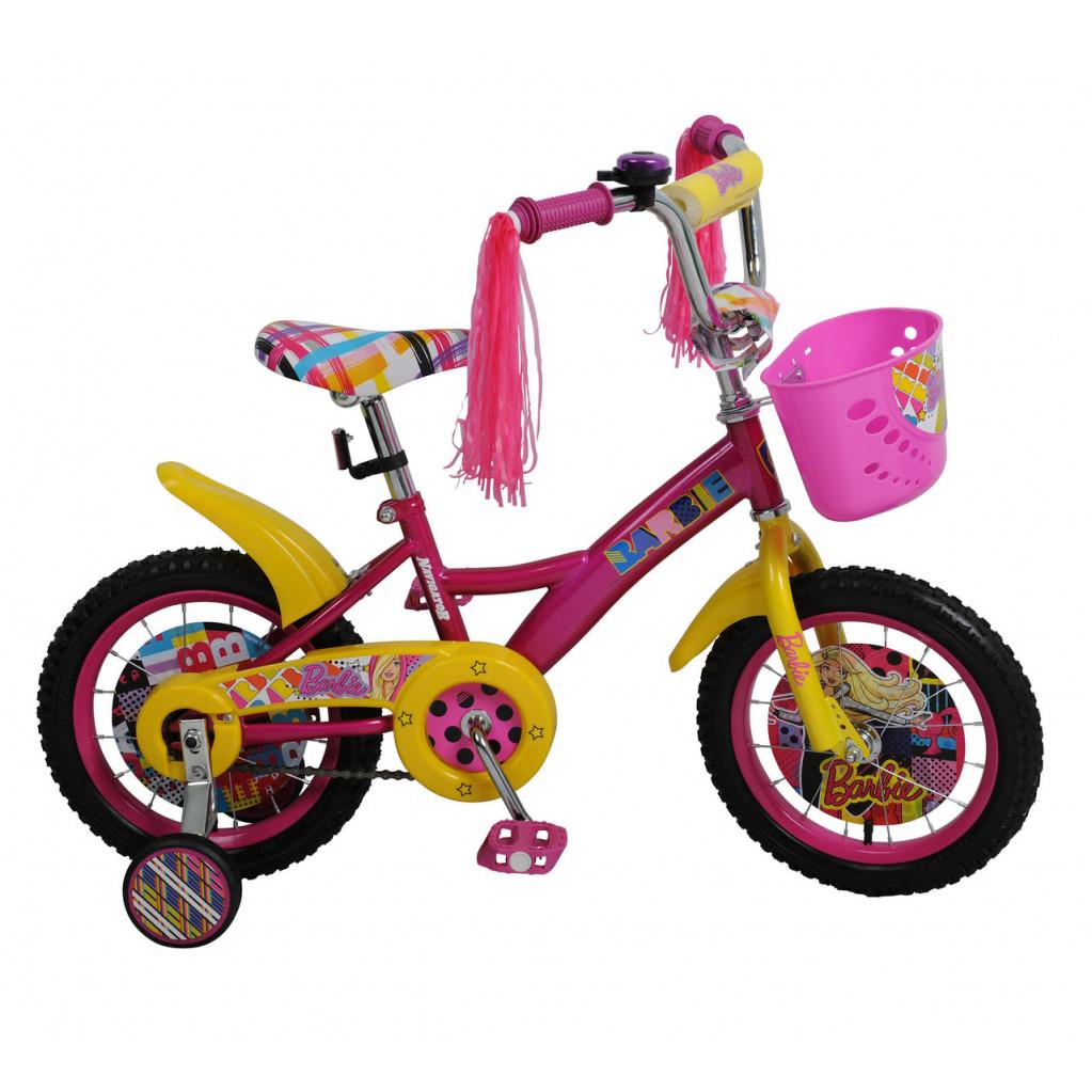 Navigator Barbie - детский велосипед ВН14150К