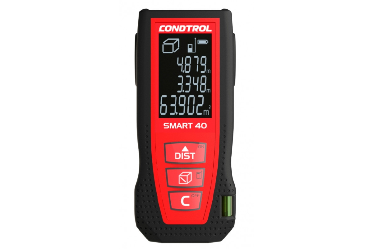 Дальномер Condtrol SMART 40  лазерный ± 1.5мм 2хААА