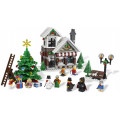 Lego Winter Toy Shop (Рождественский магазин игрушек) 10199