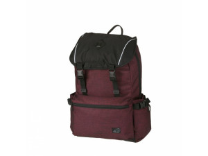 Walker Trace Collect - рюкзак Burgund Melange, 32х42х22см, бордовый