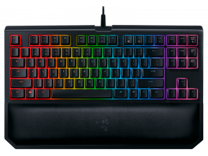 Клавиатура механическая Razer BlackWidow Tournament Chroma V2 (Green Switch)