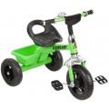 Leader Kids 5181 - детский трехколесный велосипед зеленый