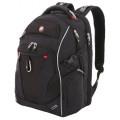 """Рюкзак Swissgear Scansmart 15"""", чёрный/красный, 34x22x46 см, 34 л, шт"""