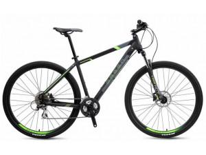 "Велосипед GREEN 2019 ZENITH (Черно-Зеленый) 29"" L (19"")(G1929-05-19)"