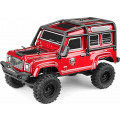 Автомобиль внедорожный RGT 136240 v.2 4WD 15км/ч +аккумулятор, красный