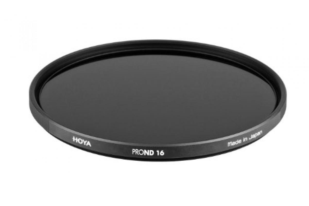 Нейтрально серый фильтр Hoya ND16 PRO 82mm