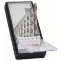 Набор сверл Bosch Robust Line HSS-G 6 шт. (2.607.010.529)  металл, 2-8мм, 6шт.