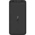 Внешний аккумулятор Xiaomi Redmi Power Bank 20000 mah 2USB/USB Type-C черный