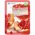 FoodaHolic Маска для лица Pomegranate Natural Essence Mask, 23мл