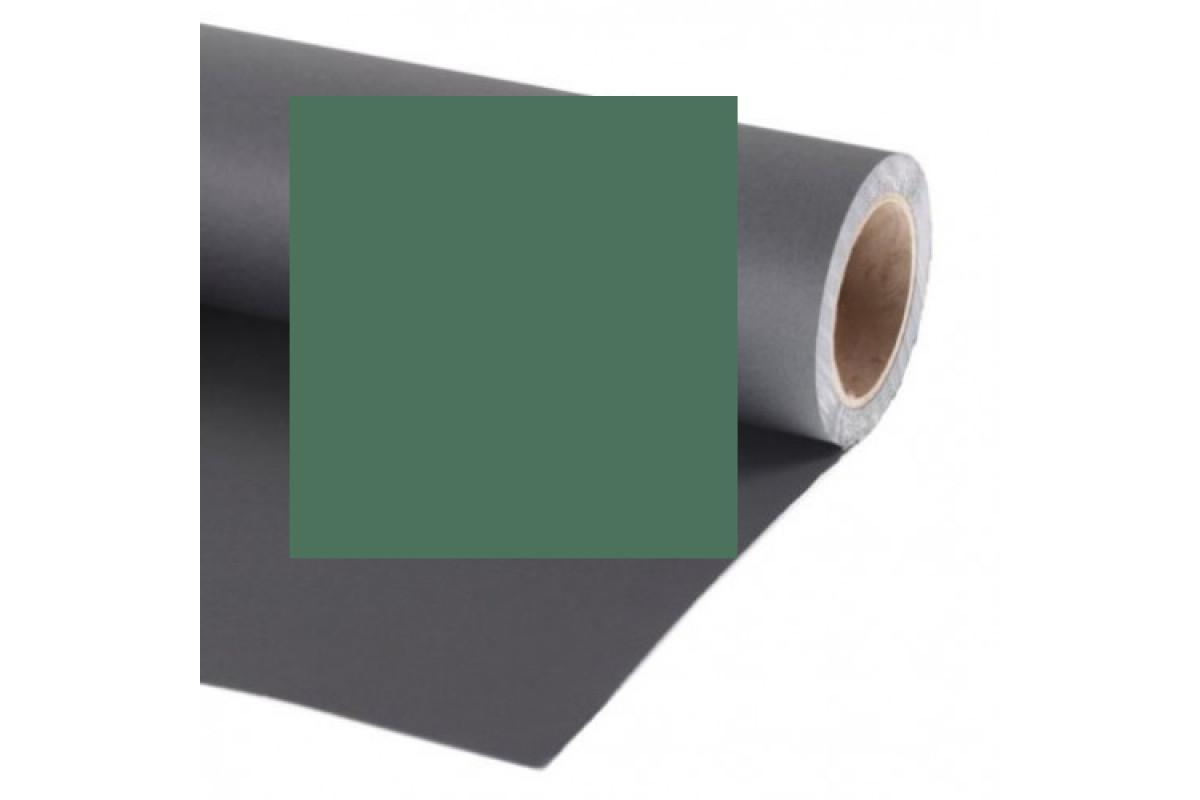 Фон бумажный Raylab 006 Dark Green Зеленый 2.72x11 м