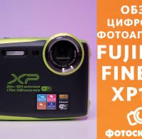 Видеообзор Fujifilm FinePix XP130