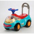 Tolocar Каталка детская с отделением для игрушек (светло-голубой)