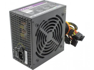 Блок питания Aerocool ATX 750W VX-750 (24+4+4pin) APFC 120mm fan 6xSATA RTL