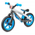 Chillafish BMXie-RS - легкий детский беговел в стиле трюкового синий