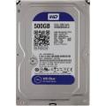 """Жесткий диск WD Blue™ WD5000AZLX 500ГБ 3,5"""" 7200RPM 32МB (SATA-III)"""