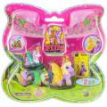 Filly Dracco Лошадки-бабочки с блестящими крыльями Bed - игровой набор