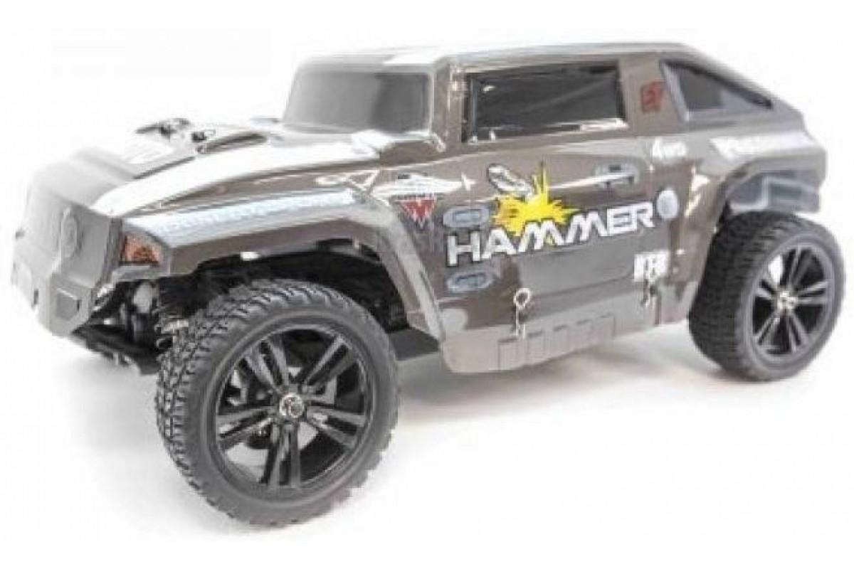 Радиоуправляемый шорт-корс Himoto Hamer Brushless 4WD 2.4G 1/10 RTR