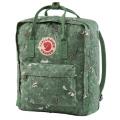 Рюкзак Fjallraven Kanken Art, зеленый, 27х13х38 см, 16 л