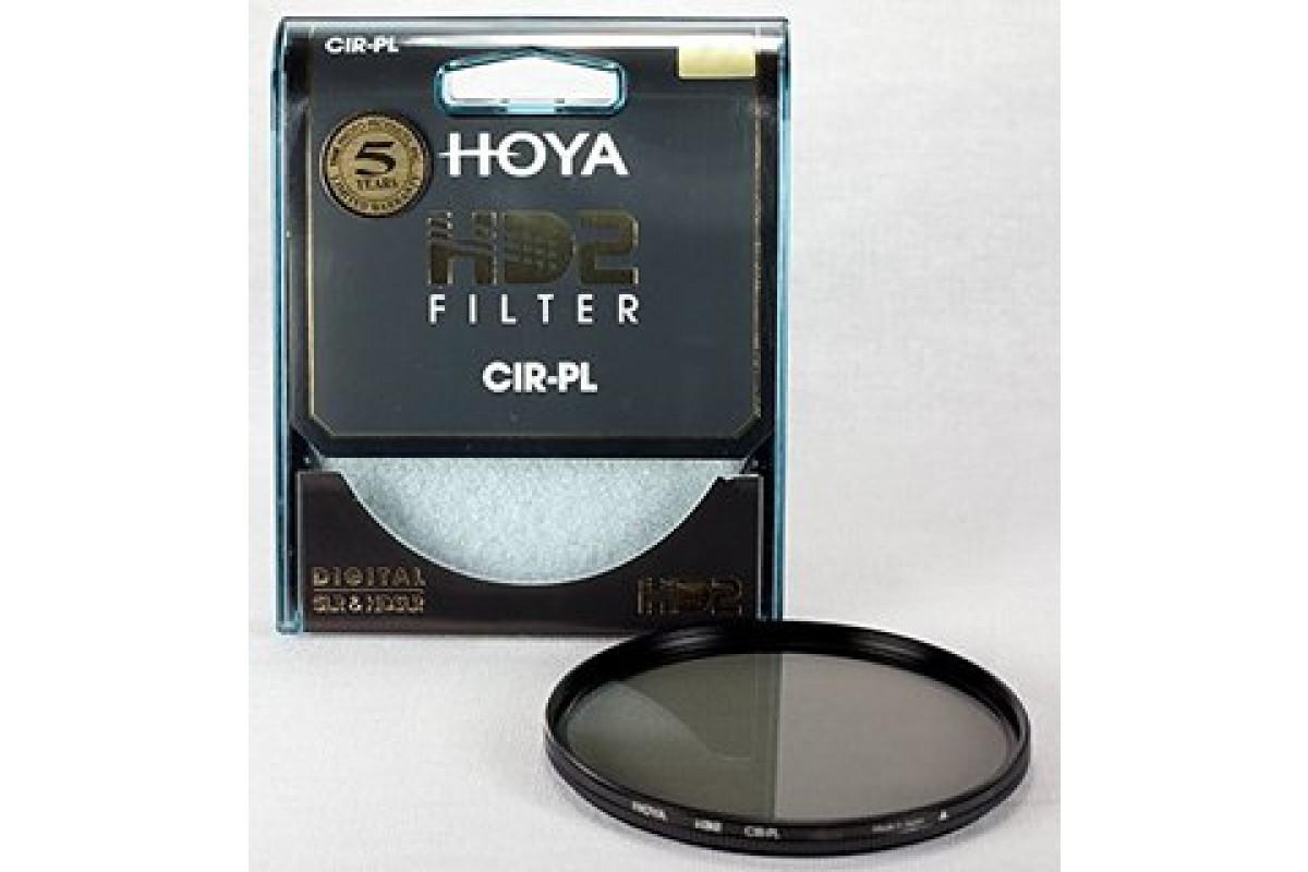 поляризационный фильтр Hoya PL-CIR HD - 82mm