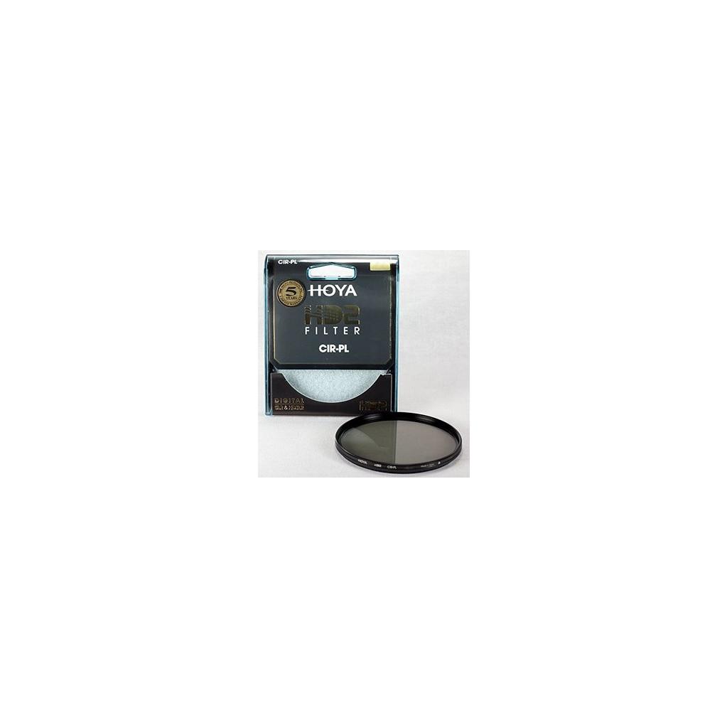 Фильтр поляризационный Hoya PL-CIR HD - 82mm