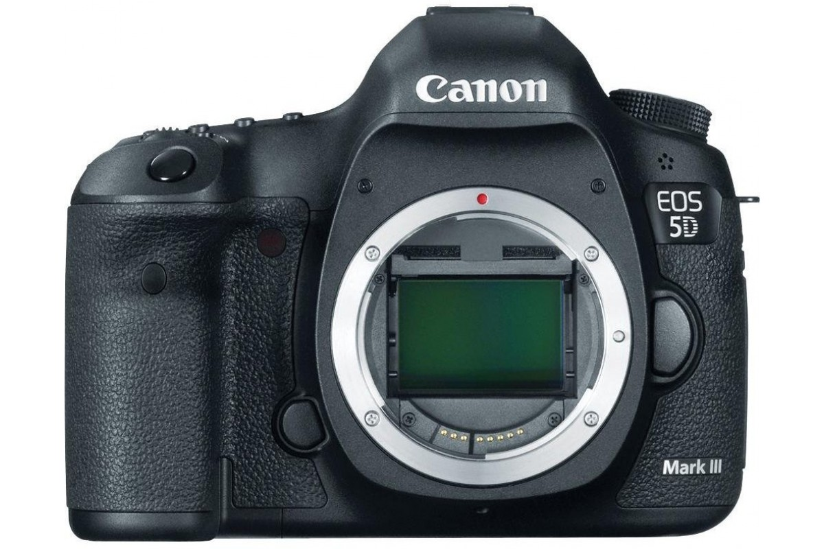 Зеркальный фотоаппарат Canon EOS 5D Mark III Body X2925