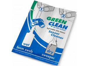 Одноразовые мини-швабры Green Clean SС-4060 для чистки полноразмерных матриц