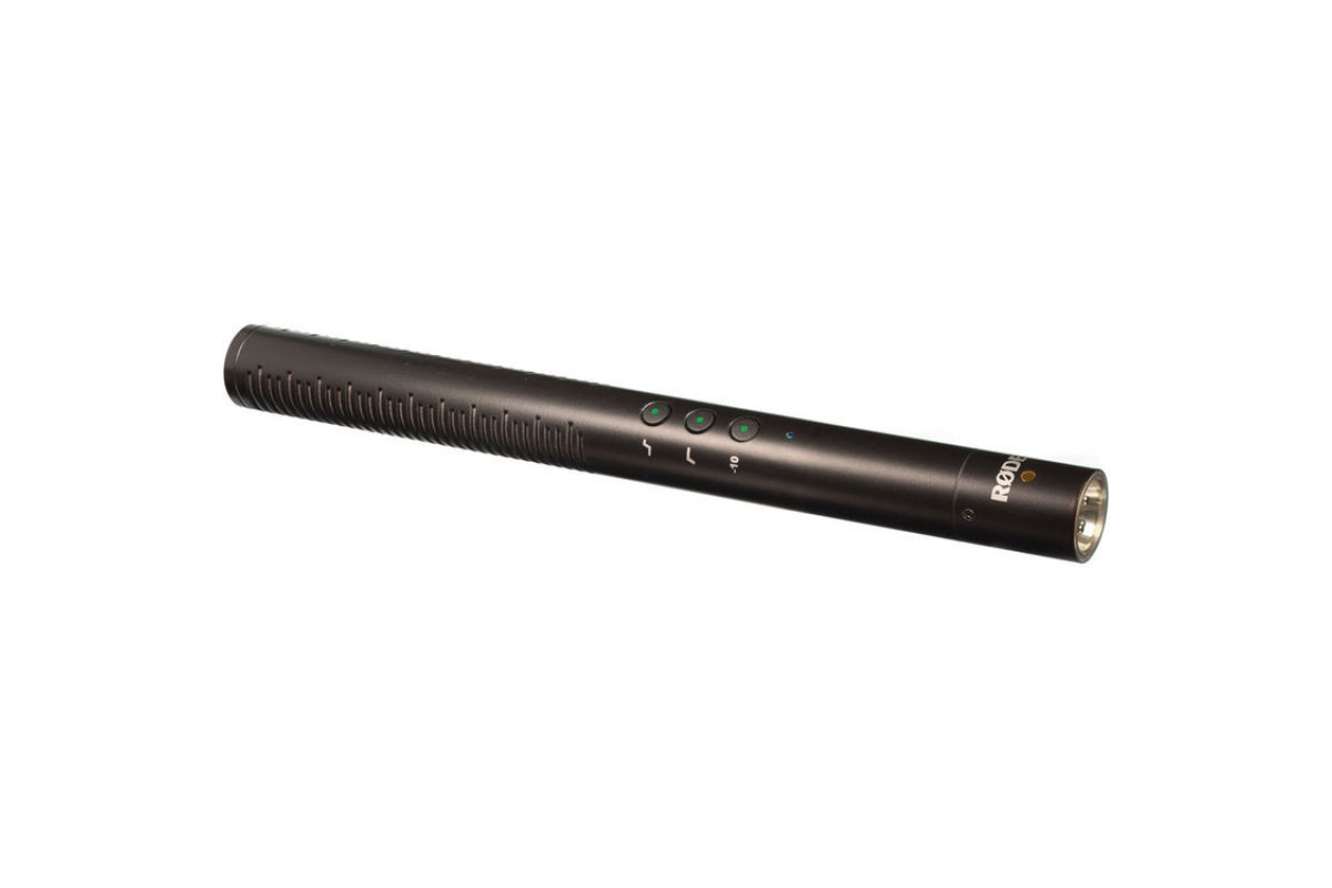 Микрофон-пушка Rode NTG4+