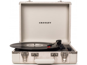 Виниловый проигрыватель Crosley Executive Deluxe CR6019D, белый