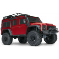 Traxxas TRX-4 1/10 Land Rover 4WD Scale and Trail Crawler