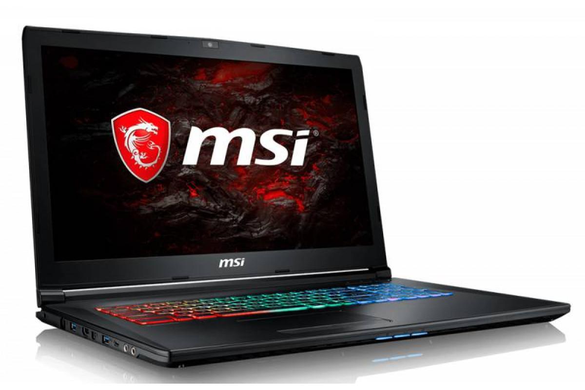 Ноутбук MSI GP72M 7RDX(Leopard)-1022XRU (MS-1799)  17.3'' FHD(1920x1080) nonGLARE/Intel Core i5-7300HQ 2.50GHz Quad/16GB/1TB/GF GTX1050 4GB архив