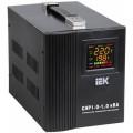 Стабилизатор напряжения IEK СНР1-0- 1 кВА  однофазный, цифровой, 220В 1000Вт, вх.140-270В