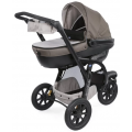 Chicco Trio Active 3 - коляска 3 в 1 Dove Grey