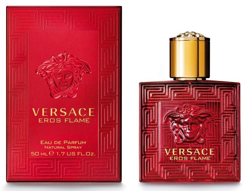 Парфюмерная вода Versace Eros Flame M Edp 50 ml